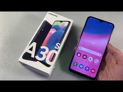 Обзор Samsung Galaxy A30s 4/64GB (A307F)