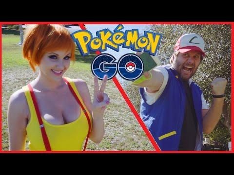 Pokemon Go Theme Song - Parody #PokemonGo