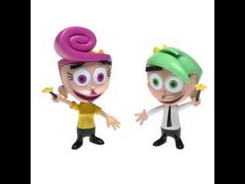 Mes parrains sont magiques jouets pour les enfants youtube - Les parrains magiques ...