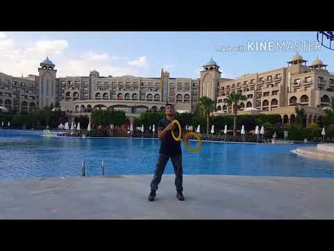 Juggling in turkey by Fouad Benmaza