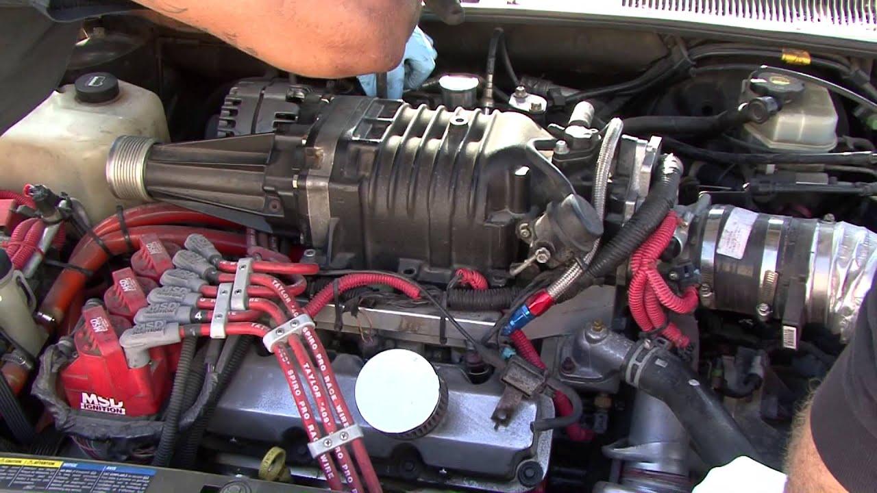 93 Bonneville Ssei Supercharger Removal Youtube Ej25 Engine Diagram