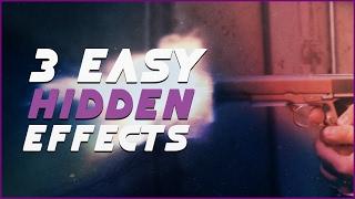 3 Easy Hidden Effects