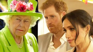 Queen Elizabeth to Make a Speech Just Hours Before Prince Harry and Meghan Markle's Oprah Interview