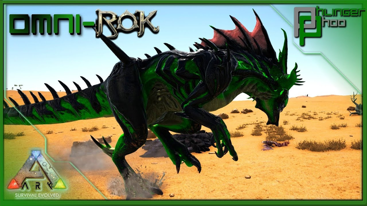 Ragnarok! Omni-Rok    ALL DINO'S - ALL EXPANSIONS - ONE MAP - MODS OPTIONAL