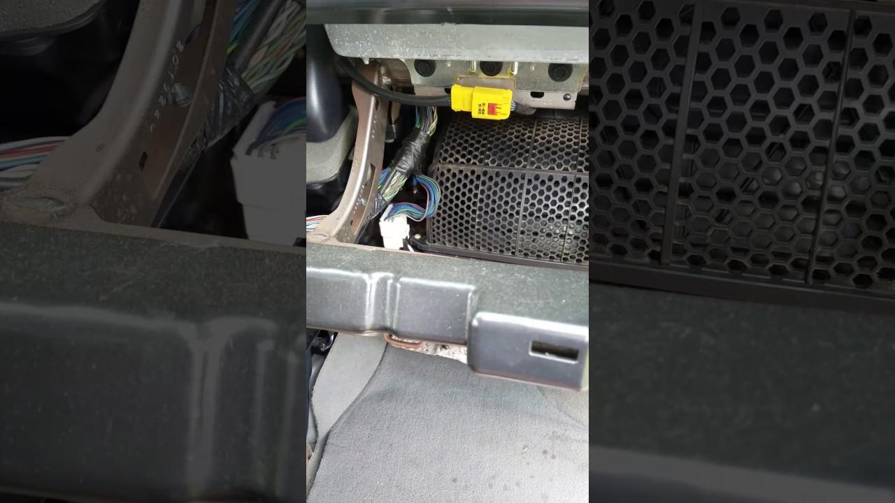2008 dodge grand caravan blend door actuator [ 1280 x 720 Pixel ]