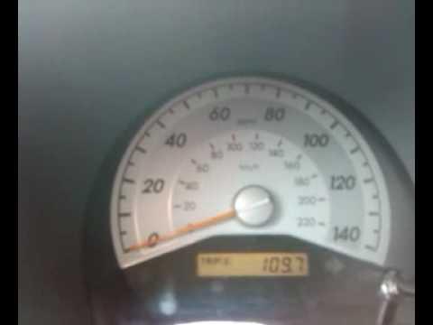 2005 Scion tC 5 speed 0-60