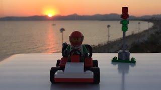LEGO City Go-Kart Racer: Polybag Mallorca Sunset Review
