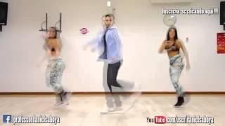 Enrique Iglesias ft  Luan Santana   Bailando Cia  Daniel Saboya Coreografia