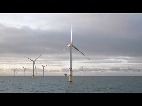 US offshore wind: poised for exponential growth