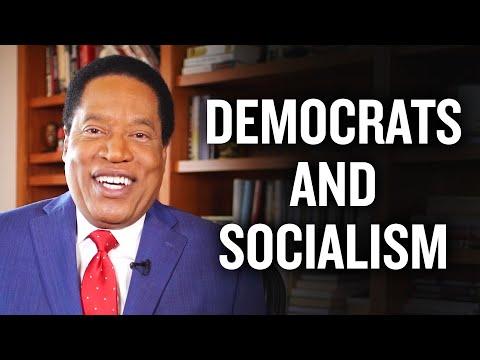 Larry Elder SHUTS DOWN Democratic Socialism  | Larry Elder