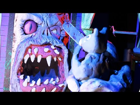 Claycat's EVIL DEAD 2   a Stop motion Animation