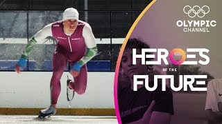 Can Niek Deelstra Become the Next Speed Skating Icon? | Heroes of the Future