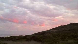 Cloud Gazing on Point Dume in Malibu California