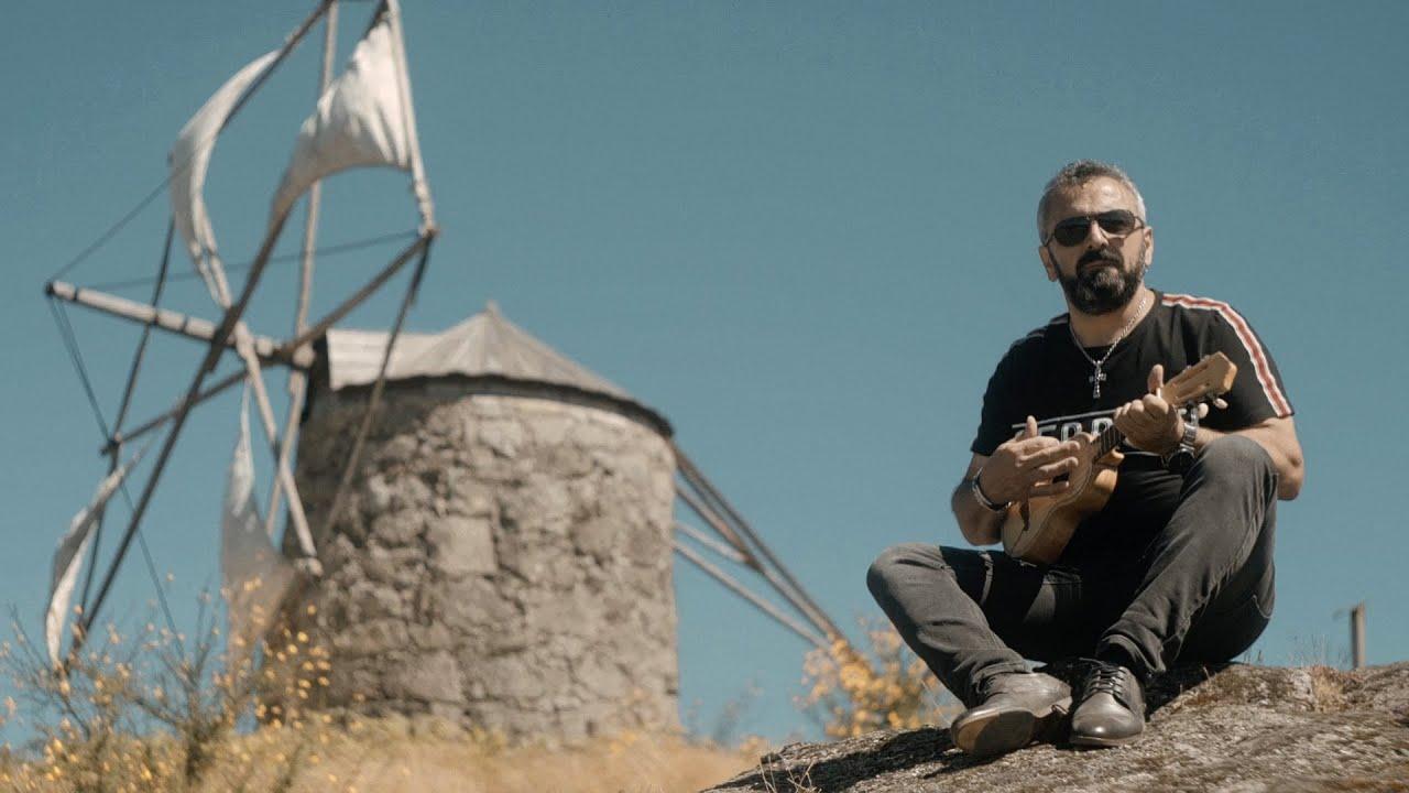 """Carlos Pires apresenta: """"A minha aldeia""""."""