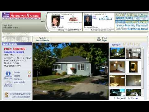 Central San Jose Home For Sale – 324 N 19th Street