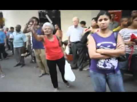 The artist subjugated 7 Part 2 square Belo Horizonte Minas G