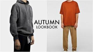 AUTUMN LOOKBOOK 2018   4 Outfit Ideas   Men's Fashion   Daniel Simmons