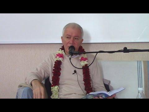 Шримад Бхагаватам 1.8.42 - Чайтанья Чандра Чаран прабху