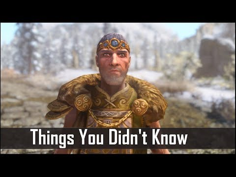 Skyrim: 5 Things You Probably Didn't Know You Could Do - The Elder Scrolls 5: Secrets (Part 10)