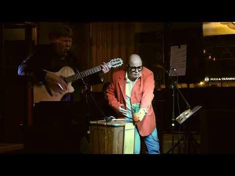 Trio Lapparit - Älä Pure Mun Ananasta @ Kaski Bistro & Baari, Helsinki 07.10.2017