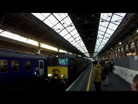 West Coast Railways Christmas Trip To Edinburgh-1