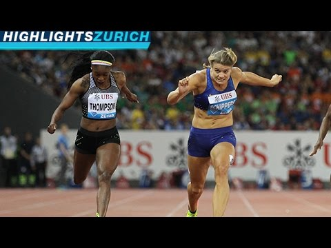 Zurich 2016 Highlights - IAAF Diamond League