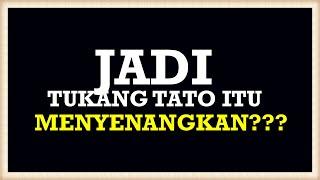BIKIN MENDADAK PENGEN JADI TUKANG TATO! Ngintip Pembuatan Tato Di Dada Wanita   Video Tato Keren