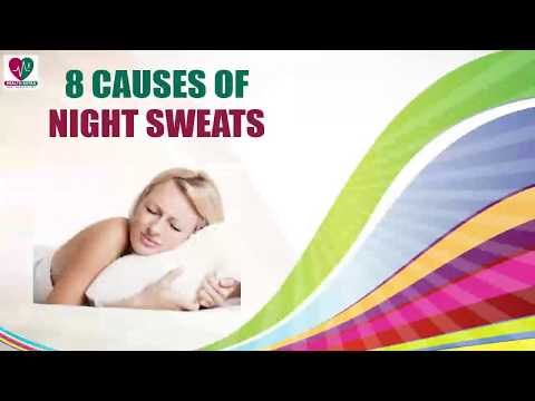 8 Causes of Night Sweats - health Sutra