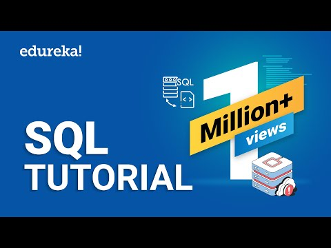 SQL Basics for Beginners | Learn SQL | SQL Tutorial for Beginners | Edureka