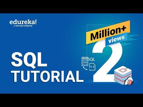 SQL Basics For Beginners   Learn SQL   SQL Tutorial For Beginners   Edureka