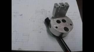 fabrication d'un petit moteur 4 temps partie 1
