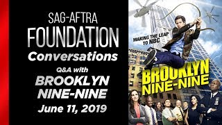 Conversations with BROOKLYN NINE-NINE
