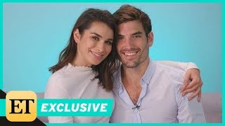 'Bachelor' Alums Ashley Iaconetti and Jared Haibon Reveal The First Time They Said 'I Love You' (…