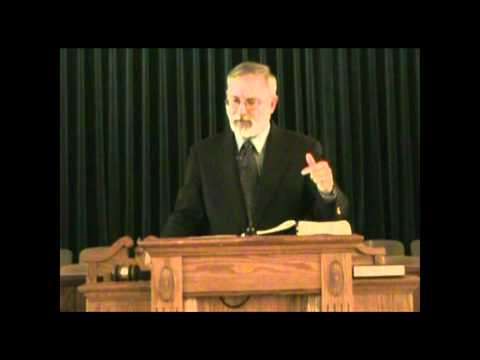 Rev. Dr. Kenneth Gentry - 2010 Reformed Presbyterian Church General Assembly
