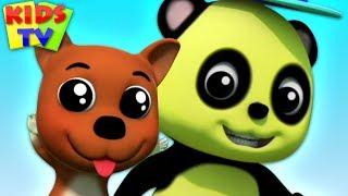 Rig a Jig Jig | Baby Bao Panda | Kids Nursery Rhymes Songs - Kids TV
