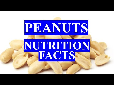 PEANUT HEALTH BENEFITS AND NUTRITION FACTS