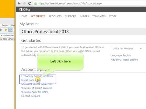 how to get your product key for microsoft office 2013