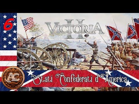 Victoria II - Stati Confederati d´America #6 [Gameplay Ita]