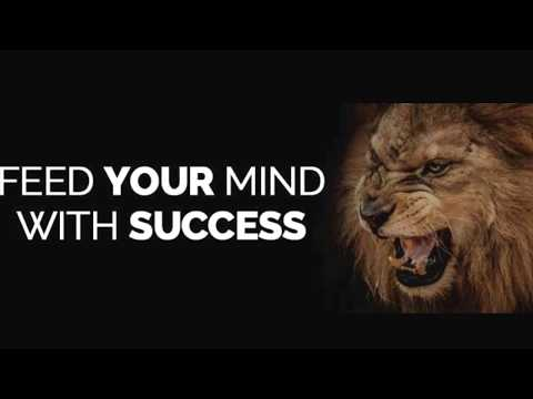 Lion Attitude Motivational Quotes Youtube