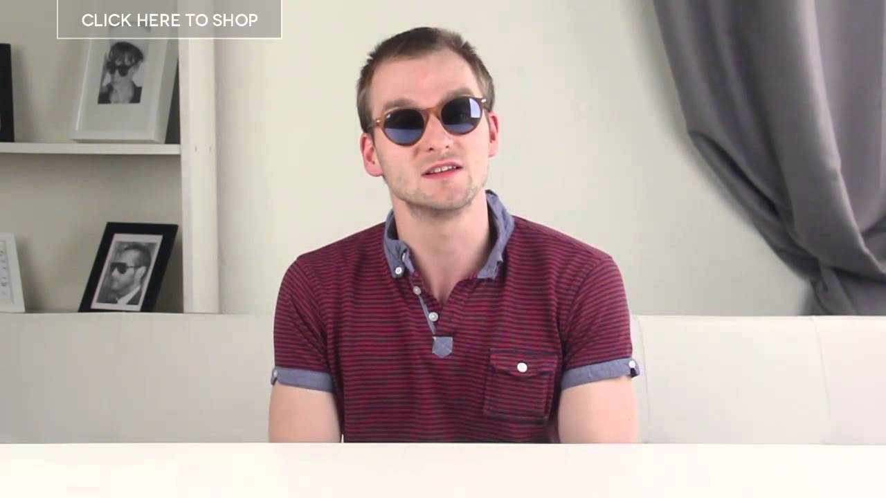 e5d185895ebd Persol 3092M Sunglasses Review | SmartBuyGlasses - YouTube