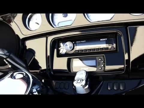Metra Harley Davidson Motorcycle Models Stereo Dash Kit 99-9700