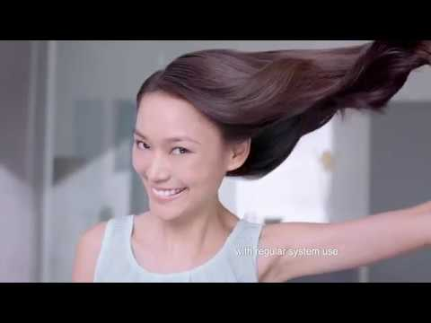 #DoveNourishingSecrets Hair Boost Ritual Shampoo and Conditioner
