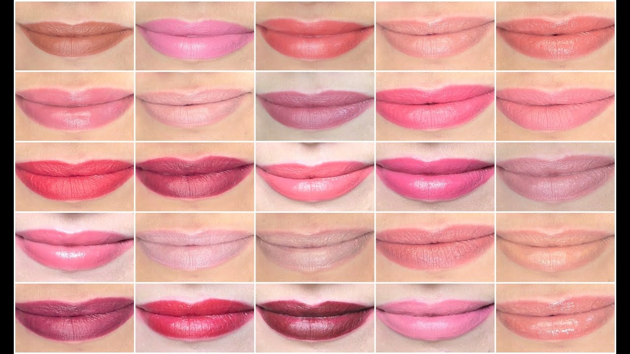 Permalink to How To Find Out Your Lipstick Color