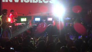 Los Amigos Invisibles  La Vecina Chile 2013)