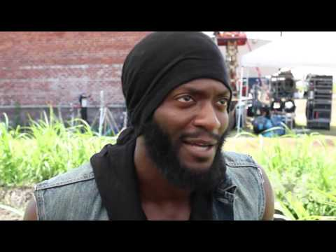 On the Set of 'Underground,' Aldis Hodge Opens up About Difficult s