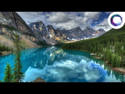 Relaxing Nature 3D Sound, River and Birds Sounds, Meditation and Relaxation