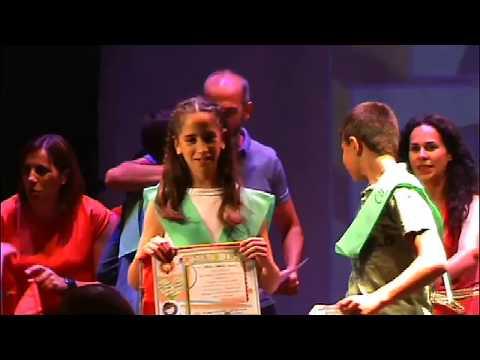Colegio Las Gabias GRADUACIÓN alumnado de sexto 2017 parte2