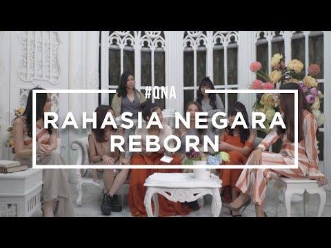 #QNA3 - RAHASIA NEGARA REBORN