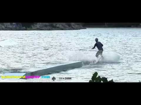 WAKEBOARD CENTER MADRID | cable ski madrid | Vans