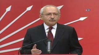 Kılıçdaroğlu Ankara Patlamasını Değerlendirdi